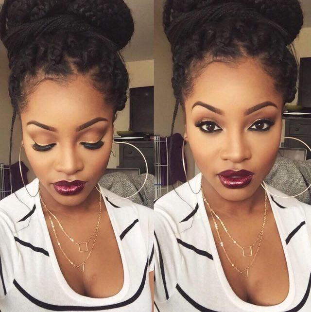 Opciones De Maquillaje Para Pieles Morenas Tips De