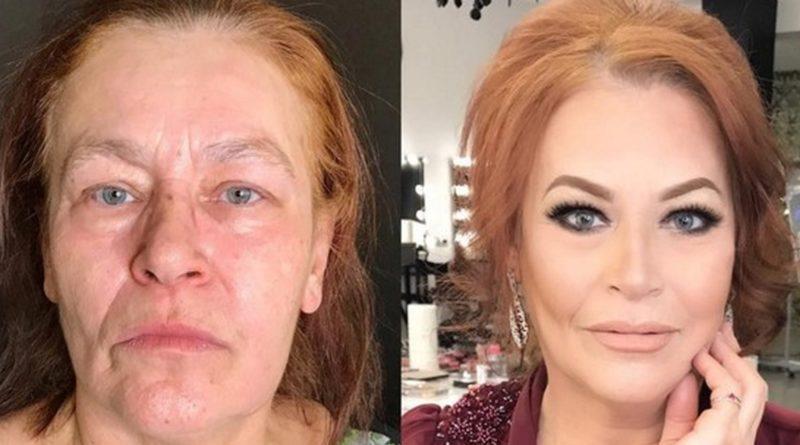 Los trabajos de esta maquilladora parecen Photoshop