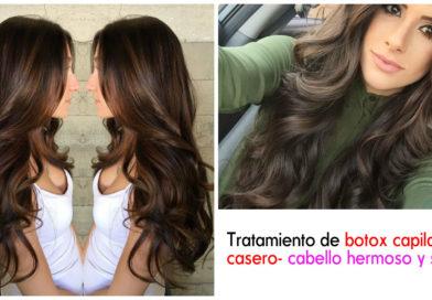 Cómo hacer botox capilar casero para conseguir un cabello hermoso
