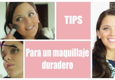7 trucos infalibles para tener un maquillaje duradero y fresco en los días más calurosos