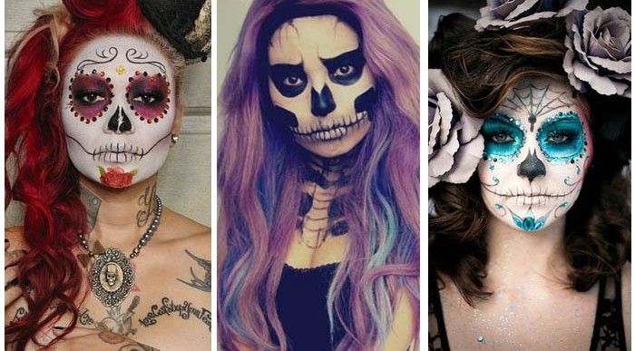 25 Ideas de maquillaje para Halloween