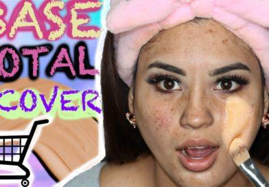 Mi top 20 de las mejores bases de maquillaje de alta cobertura
