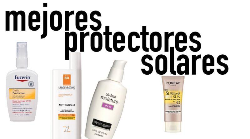 Las 10 mejores cremas de protección solar del mercado