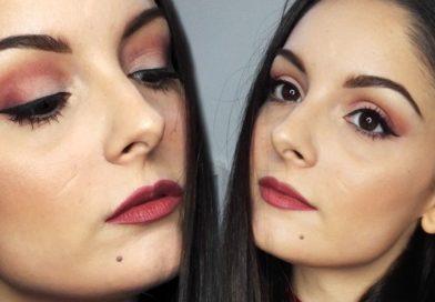 Tutorial de maquillaje y romántico para San Valentín